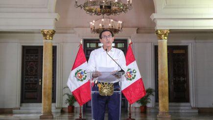Martín Vizcarra denuncia conspiración entre Manuel Merino, Edgar Alarcón y abogado de Karem Roca
