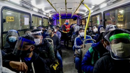 Arequipa: desacuerdos por aumento de aforo en buses y suba de pasaje urbano