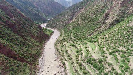 Valle de Tambo: Lanzan licitación para la represa de Yanapujio