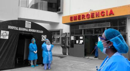 Arequipa: director del Honorio Delgado advierte segunda ola de contagios en un mes