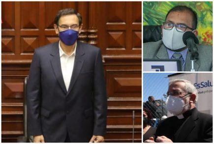 Autoridades de Arequipa se pronuncian sobre la moción de vacancia presidencial