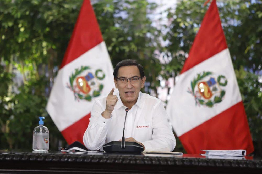 Martín Vizcarra sobre ONP