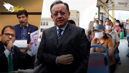Edgar Alarcón  las ve negras |  Al vuelo noticias