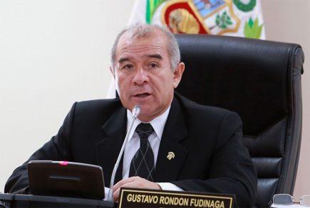 Arequipa: jefe del Comando Covid Gustavo Rondón, renunció a su cargo