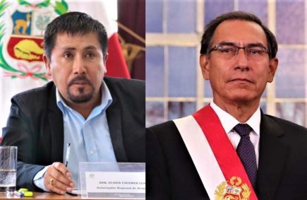 Arequipa: gobernador pide a presidente Vizcarra levantar cuarentena en toda la región