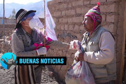 Yanapanakusun: voluntariado apoya familias vulnerables en el Colca (Video)