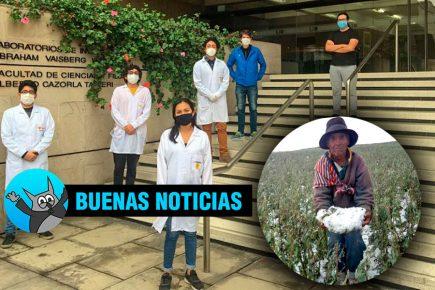 Universitarios ganan concurso internacional por salvar cultivos de las heladas