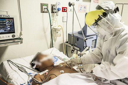 Médico de Essalud Yanahuara: Ni en la peor pesadilla se ven estas escenas