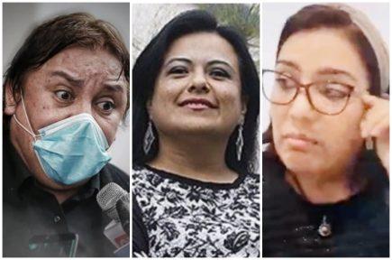 Caso 'Richard Swing': allanan casas de Karem Roca, Miriam Morales y Richard Cisneros