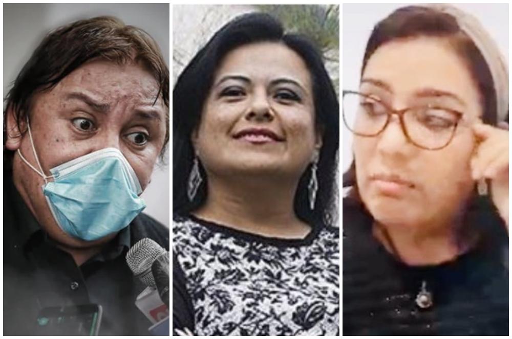 Caso 'Richad Swing': Fiscalía allana viviendas de Karem Roca, Miriam Morales y Richard Cisneros