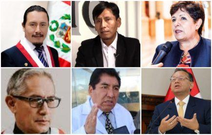 Congresistas por Arequipa esperan defensa del presidente para decidir voto