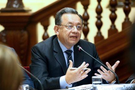 Caso 'Swing': Alarcón pide garantías y Congreso se declara en sesión permanente