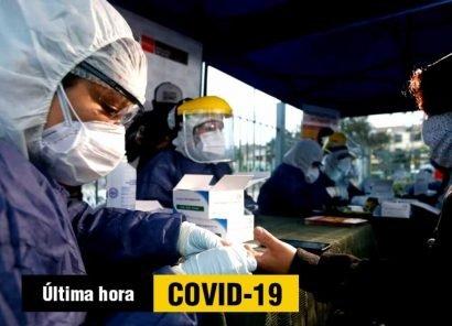 Arequipa superó las 900 mil pruebas procesadas de descarte de covid-19, según Geresa