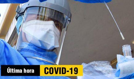 Arequipa: 7% de muestreados en un día dieron positivo a covid-19, según Geresa