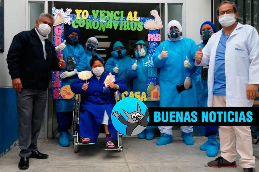Arequipa, buenas noticias