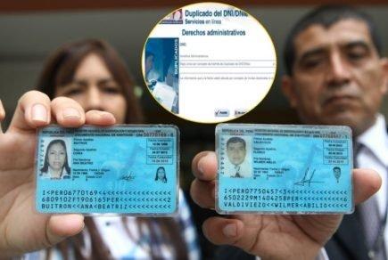 DNI: Cómo tramitar duplicado de documento de forma virtual en Reniec