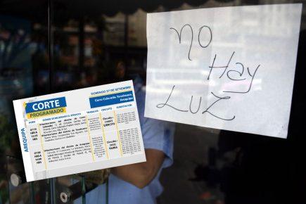 Arequipa: Corte de servicio eléctrico en 3 distritos y 2 provincias este domingo 27