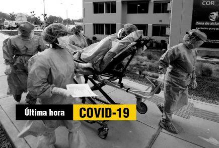 Coronavirus Perú: casos positivos en 776 mil 546 y 31 mil 586 fallecidos