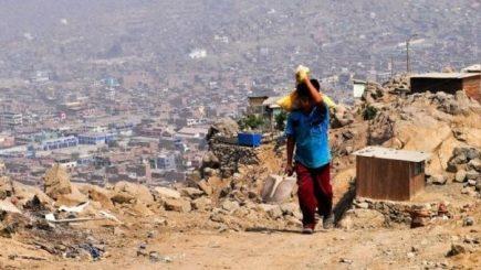 desigualdad en Perú
