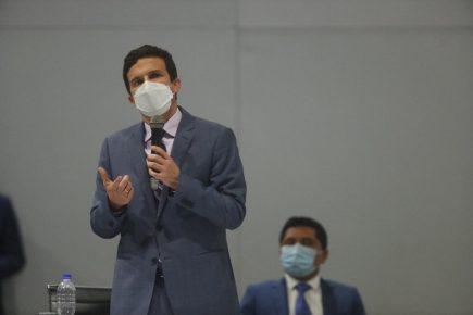 Ministro Incháustegui reveló nombres de mensajeros del Congreso cercanos a AP