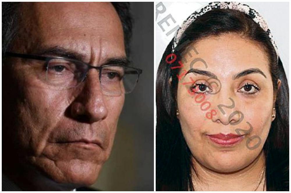 ¿Quién es la asistenta Karem Roca que protagoniza los audios del presidente Martín Vizcarra?
