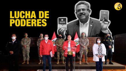 Lucha de poderes y crisis política en Perú