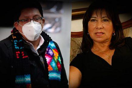Martha Chávez retira sus palabras pero Comisión de Ética le abre investigación