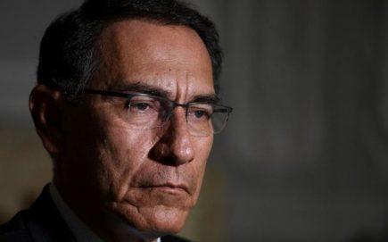 Caso 'Swing': difunden audios donde presidente Vizcarra coordina versión de defensa