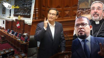 Congreso votará moción de vacancia contra Martín Vizcarra  |  Al vuelo noticias