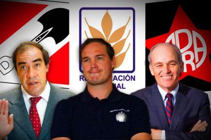 George Forsyth y Roque Benavides ¿candidatos presidenciales?
