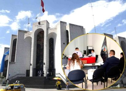 Arequipa: Corte Superior de Justicia reinicia actividades, conoce aquí los detalles