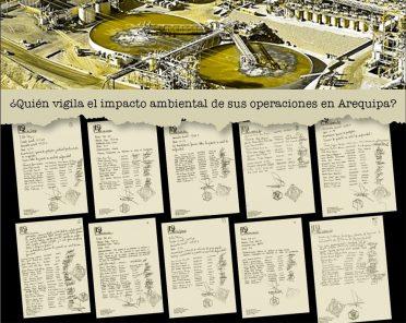 Cerro Verde y las deficiencias en sus monitoreos participativos