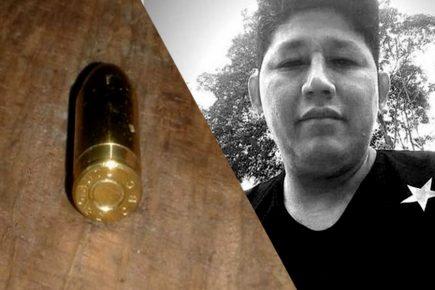 Roberto Pacheco: El  joven que fue asesinado por defender la Amazonía