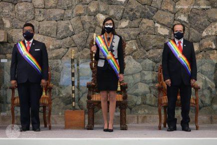alcaldesa de Cusco