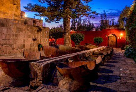 Santa Catalina, la joya de Arequipa