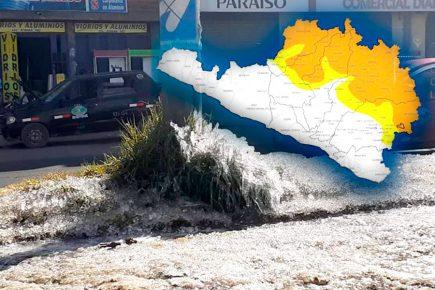 Arequipa sufrirá en setiembre descenso de temperaturas hasta -19°C