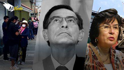Día decisivo para el presidente Vizcarra   |  Al vuelo noticias