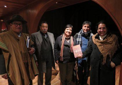 Ricardo Valderrama: morir es proseguir