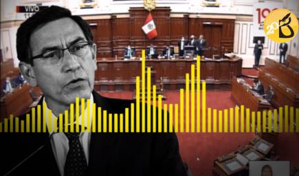 Audios de Martín Vizcarra provocan nueva crisis política en el país