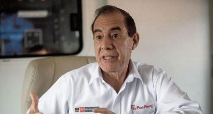 Martos: líderes de dos partidos pidieron a presidente Vizcarra postergar elecciones dos años