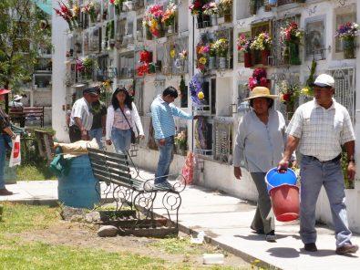 Arequipa: fomentarán recorrido virtual por el Cementerio La Apacheta