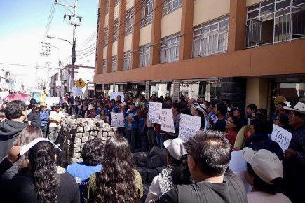 Comerciantes y municipio, enfrentados por cambios en vías del Centro Histórico