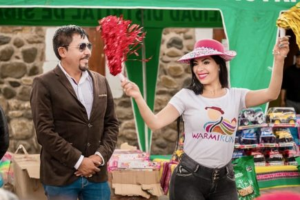 Arequipa: Podemos Perú negó llevar a esposa de Elmer Cáceres como candidata