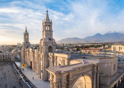 Arequipa es ahora un Museo Vivo por su centro histórico y zona monumental