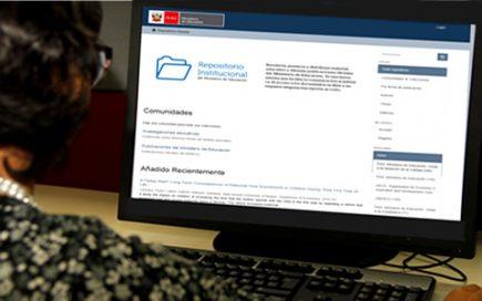 Certificado de estudios escolares será virtual y se confirmará con DNI