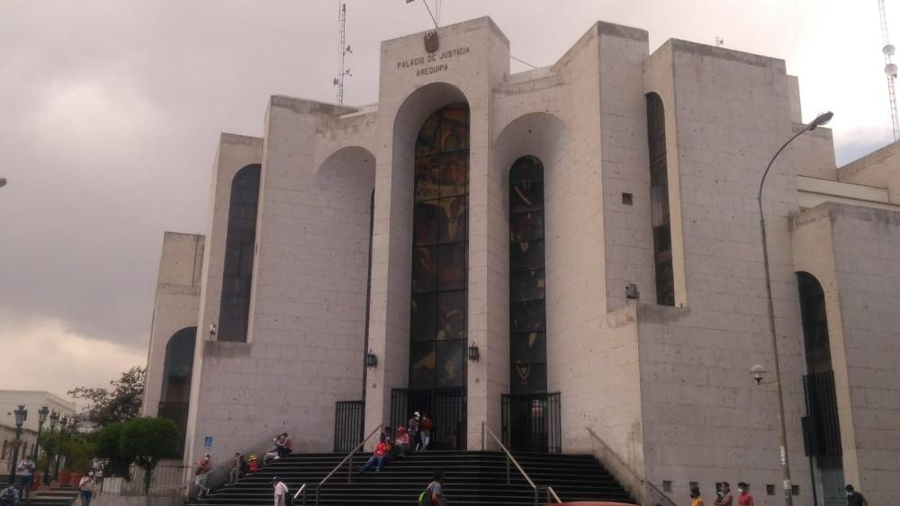 Arequipa: Corte de Justicia atenderá presencialmente a litigantes