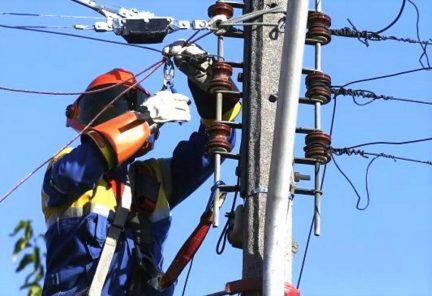 Arequipa: corte de servicio eléctrico en tres distritos, este martes 27