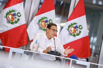 Martín Vizcarra: Gobierno permitirá salida de adultos mayores ante retroceso de la pandemia (VIDEO)