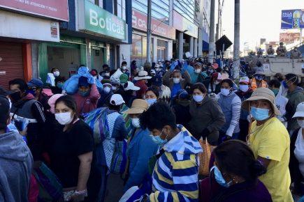 Arequipa: inmunidad de rebaño fue un factor para el descenso de la pandemia