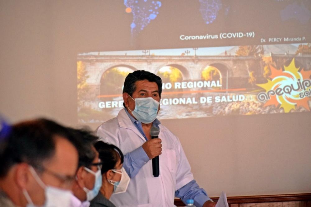 La ivermectina seguirá promoviéndose en Arequipa en pacientes con covid-19
